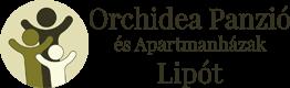 Orchidea Panzió és Apartmanházak Lipót
